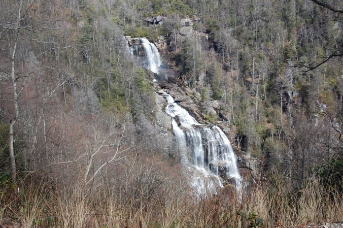 Upper Whitewater Falls (3)