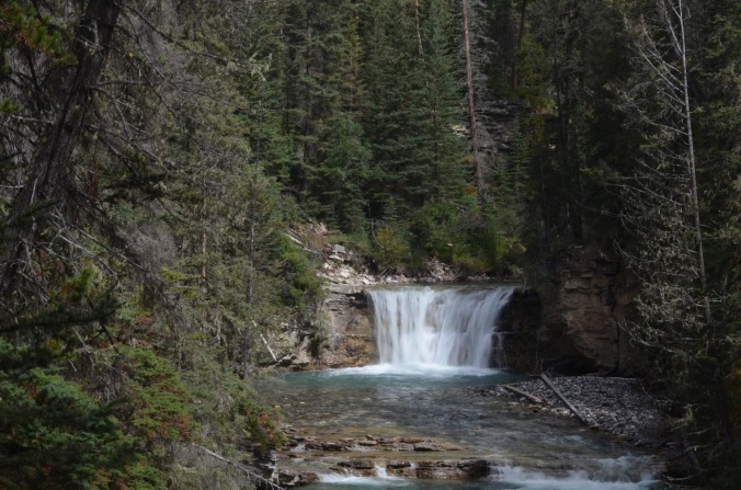 Johnston Canyon Falls Alberta (42)