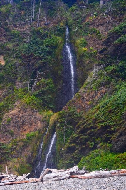Larson Creek Falls