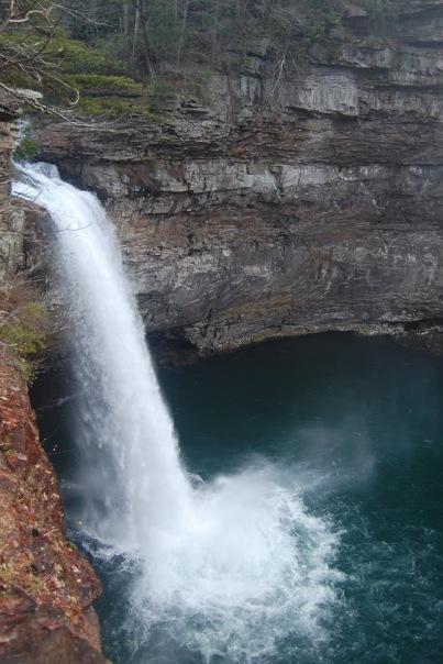 DeSoto Falls edit